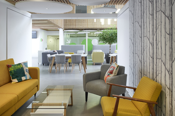 , Tudsbery Health & Wellbeing Centre by 3DReid, Edinburgh – UK, Office Furniture Dubai   Office Furniture Company   Office Furniture Abu Dhabi   Office Workstations   Office Partitions   SAGTCO