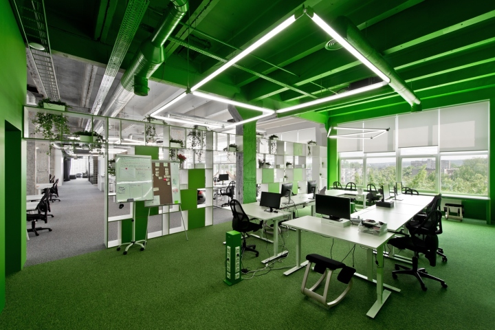, VINTED 4TH office by YCL studio, Vilnius – Lithuania, Office Furniture Dubai | Office Furniture Company | Office Furniture Abu Dhabi | Office Workstations | Office Partitions | SAGTCO