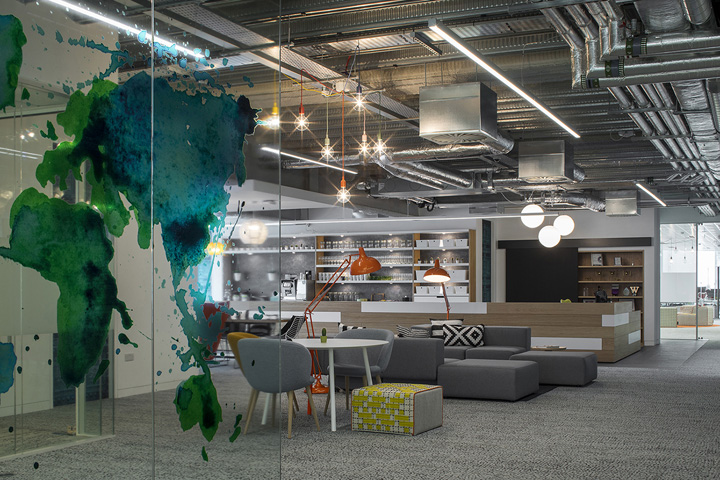 , Viccarbe furniture at Hostelworld office, Dublin – Ireland, Office Furniture Dubai | Office Furniture Company | Office Furniture Abu Dhabi | Office Workstations | Office Partitions | SAGTCO