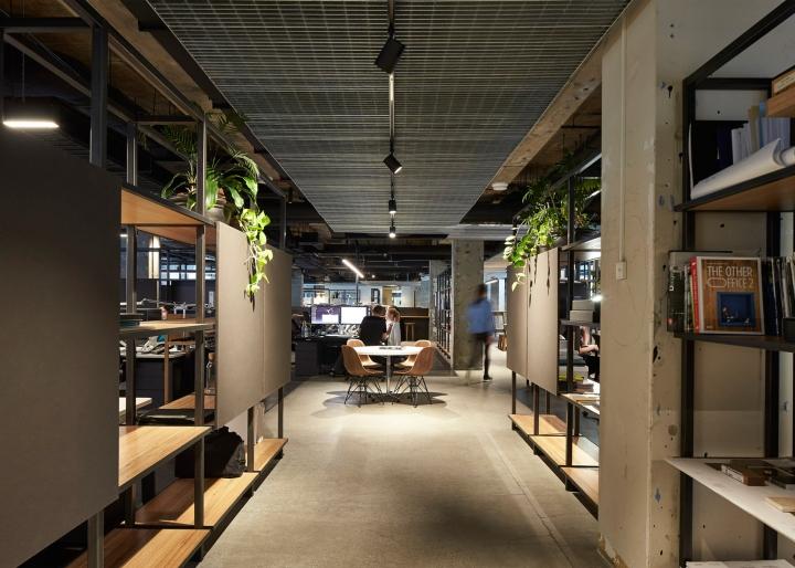 Woods Bagot studio Melbourne  Australia