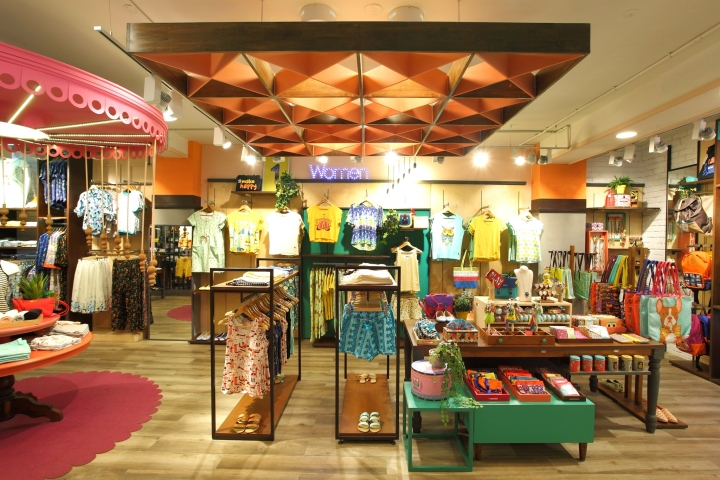 Chumbak Store V.2.0 by 4D, Bangalore – India