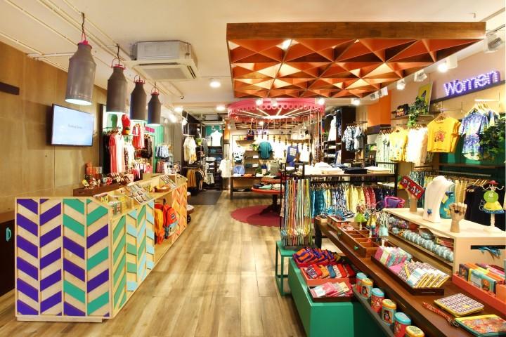 Chumbak Store V20 by 4D Bangalore  India