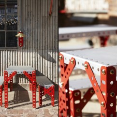 Metal Dining Chairs Johannesburg Evenflo Babygo High Chair » Mad Giant Brewery And Restaurant By Haldane Martin, – South Africa