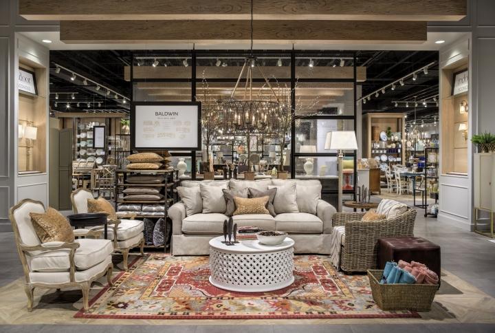 Ballard Designs Store By FRCH Design Worldwide Tysons – Virginia