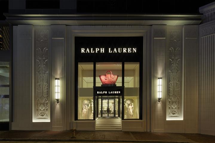 Ralph Lauren Store By MNA Hong Kong Retail Design Blog
