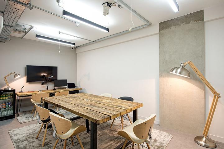 London interior design agency for Service design agency london