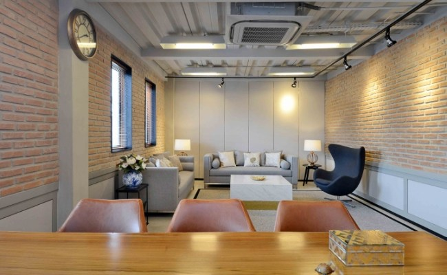 Homeca Office Show Unit By Metaphor Interior Jakarta