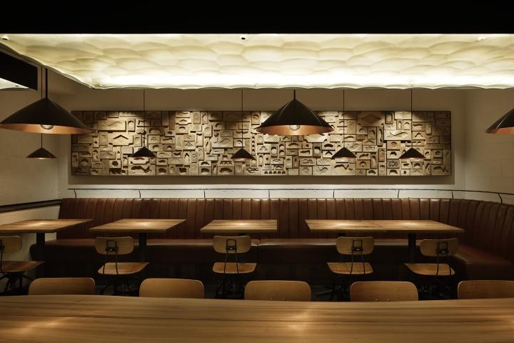Gonpachi Restaurant By GLOBAL DINING Tokyo Japan