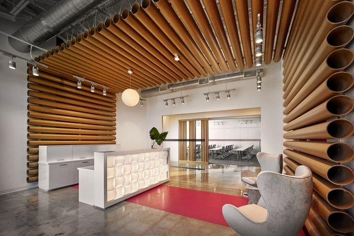 Valley Forge Fabric Office by Stantec Fort Lauderdale