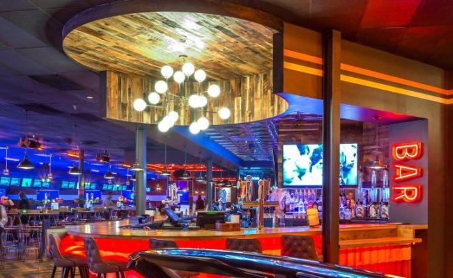 Bowlero Bar By Callisonrtkl North Brunswick Township