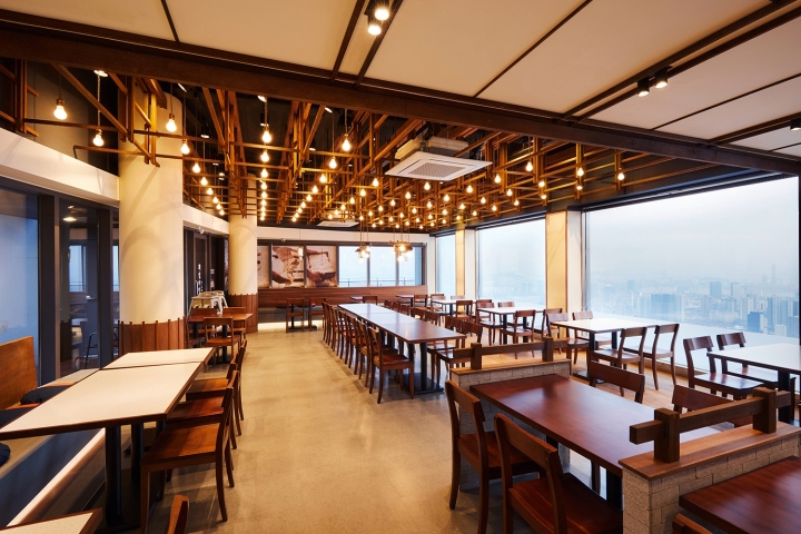 Cheil Jemyunso Restaurant By Cj Foodville N Seoul Tower