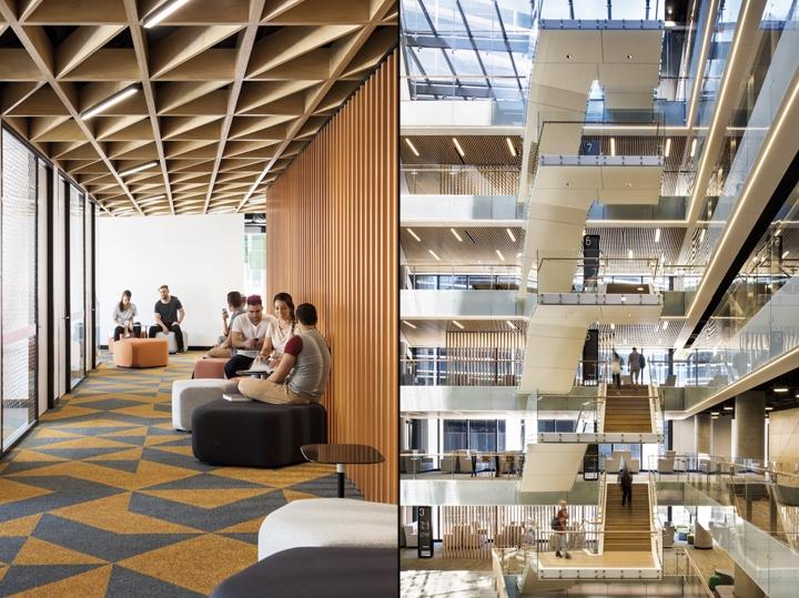 Western Sydney University Campus by Woods Bagot