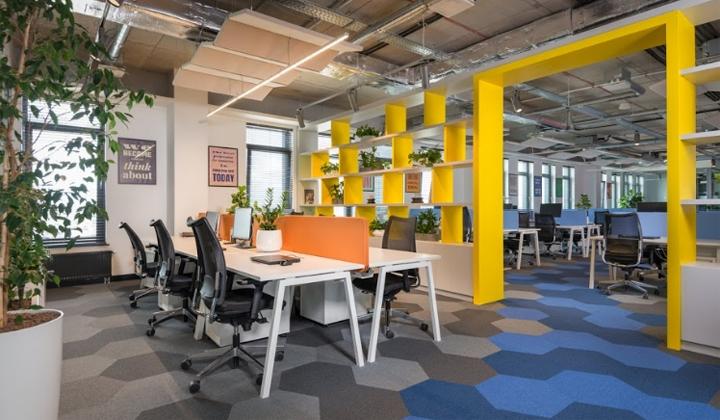 ECommPay Office Interior By Katz Riga Latvia