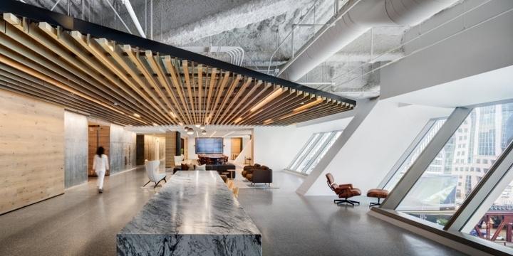 Hyatt Headquarters By Gensler Chicago Illinois