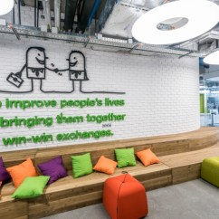 Ver Sofas No Olx Do Es Traditional Leather Reclining Sofa Group Offices By Pixers Business Poznan Poland Going Beyond The Established Schemes We Managed To Create A Place That Does Not Resemble Typical