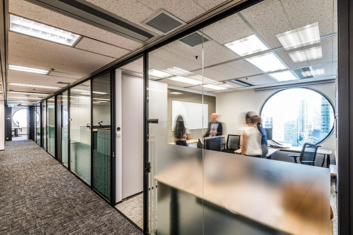 Clifford Chance Offices by Circa ia Hong Kong