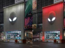 Alienware flagship store by Gramco, Chongqing – China ...