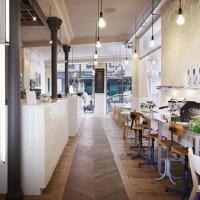 Coutume Café 47 Rue De Babylone by CUT Architectures