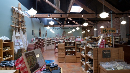 Penzeys Spices Store Interior