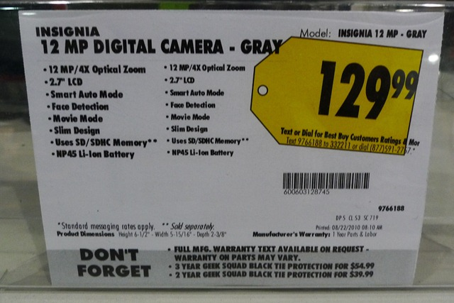 Best Buy Deploys QR Codes to Enhance Shopping Experience