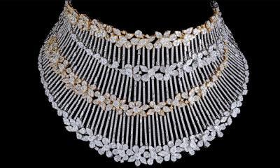 Diamond Choker by Rajesh Tulsiani Fine Jewellery