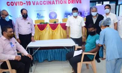 GJEPC organise Covid-19 vaccine drive for diamond jewellery artisans