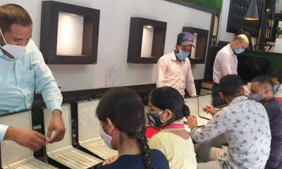 Vardhman Jewellers has been getting a good consumer response after stores reopened