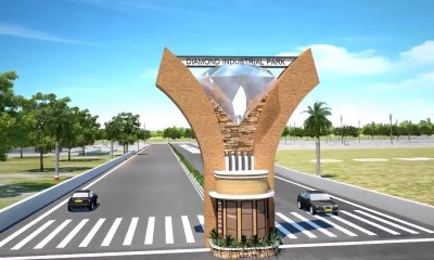 Diamond jewellery park to come up in Surat