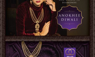 PNG Jewellers anokhi Diwali campaign