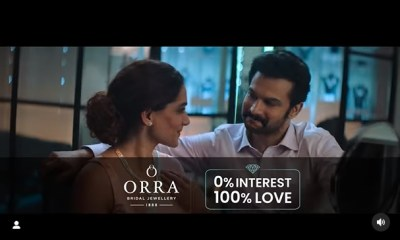 Orra's latest EMI campaign garners millions of views, drives diamond sales amid pandemic