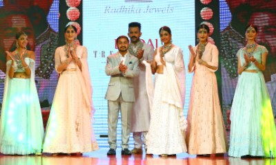 Come September, BRIDAL TRENDSETTERS 2021 to thrill Bengaluru after stunning show in Jaipur