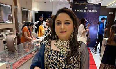 Kanak Jewellers helps women clientele scorch the ramp with latest kundan-polki range