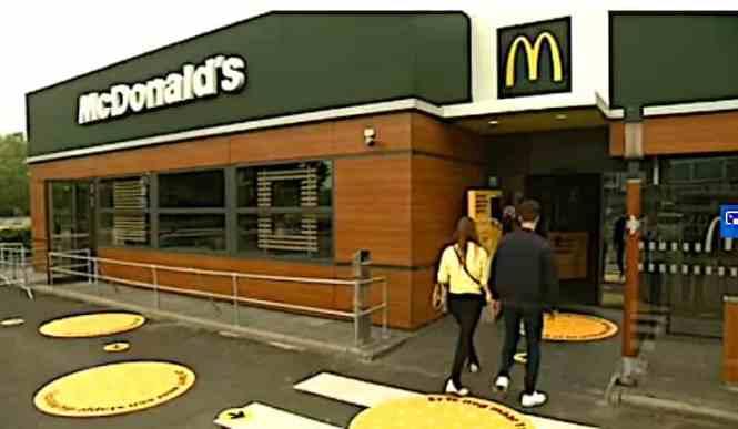 mcdonalds kiosk arnheim