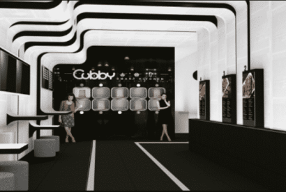 QSR kiosks Cubby