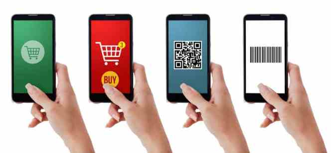 qr codes for customer self-order