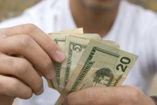 Cash bill payment