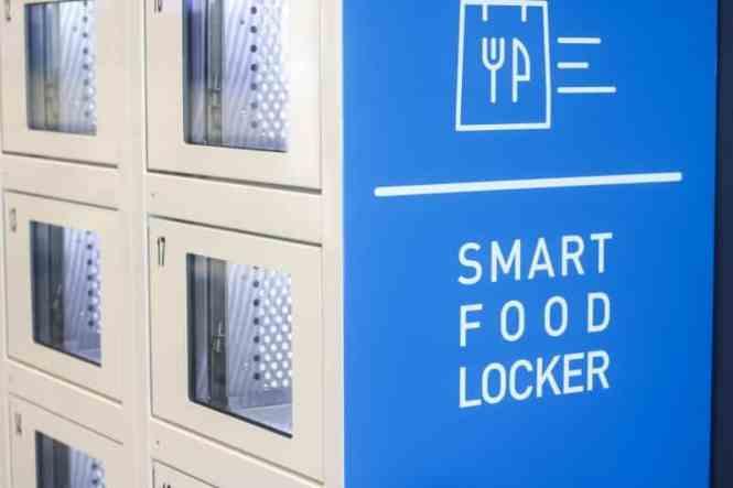food lockers panasonic