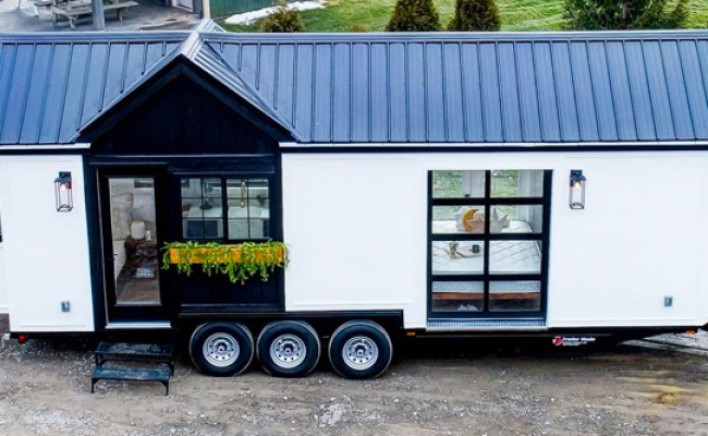 Is Allswell With Walmart S Tiny House Tour Retailwire