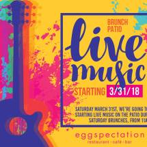 EGG-0318-0022 Live Music Graphic