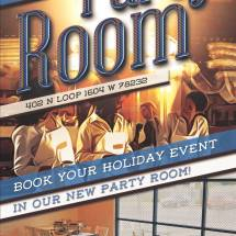 Eggspectation Party Room