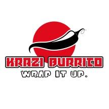 KAB-0717-0001 Krazi Burrito Brand ID Logo 2