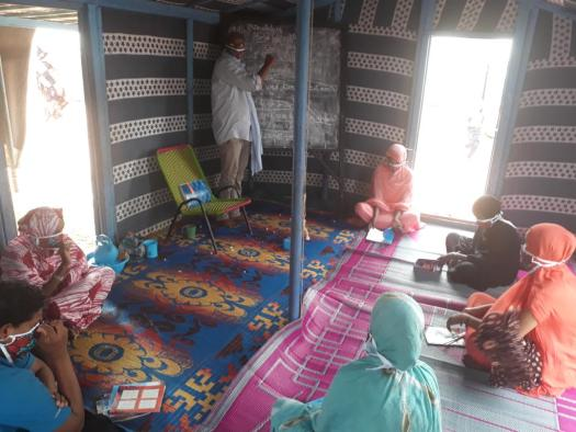 Mbera Camp, Mauritania 2020