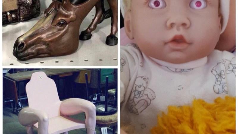 15 Odd Items People Found onSale