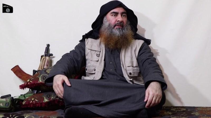 ISIS leader Abu Bakr al-Baghdadi releases new video, proving he's still alive
