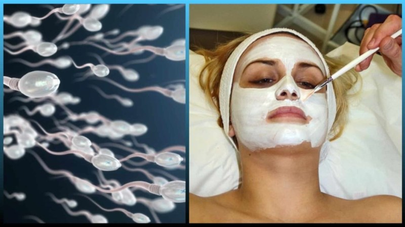 Sperm Face Mask : Chelsee Lewis Disclose How Applying Sperm Face Mask Helps Your Skin