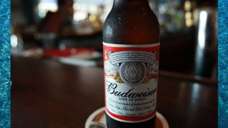 Budweiser Beer Banned For 3 Years; Parent Company Accused Of Tax Fraud