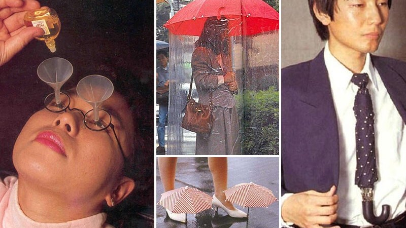 Some Weird Inventions By Japan