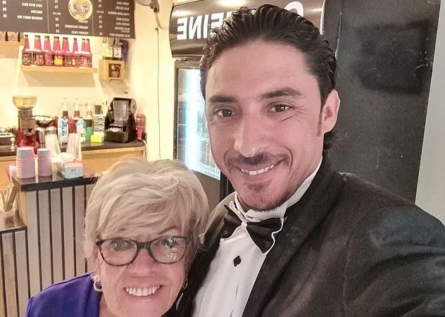 Egyptian Toyboy, 35, Says His Affection For English Gran, 80 Is Real