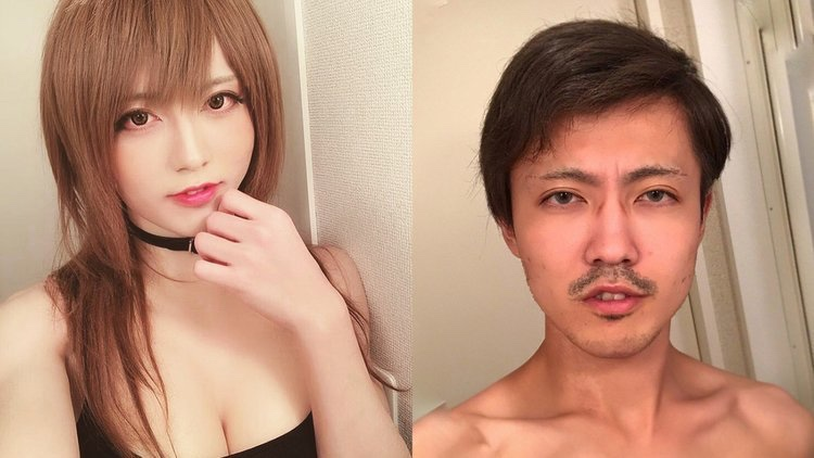 "Japanese ""Cosplay Queen"" Stuns Fans by Uncovering That She Is Really a Man"