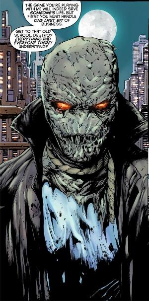 Detective Comics 8  Retcon Punch